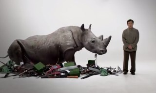 Jackie Chan a Rhino