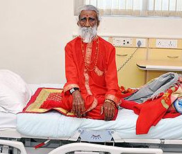 Jani - 82 starec žijúci bez vody a jedla
