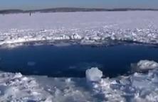 Jazero Cherbakul a meteorit