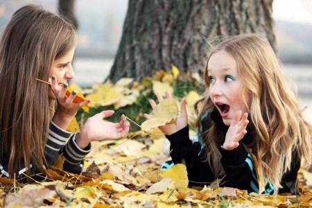 jeseň, Babie leto - lucy jurickova