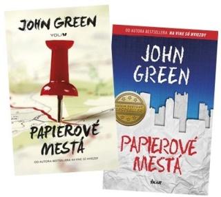 John Green Papierové mesto