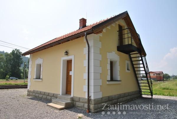 Jozef Kroner, rodný dom Staškov