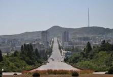Severokórejské mesto Kaesong