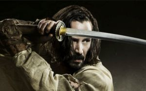 Keanu Reeves as Ronin 47