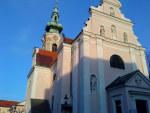 Kostol Hainburg