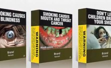krabičky cigariet v Austrálii