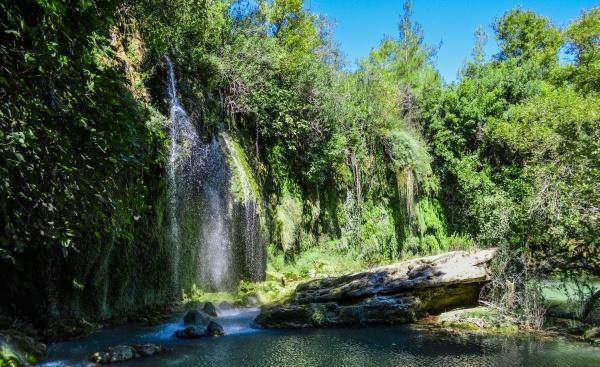 Vodopády Kursunlu