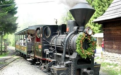 lesná železnica, zdroj: kysuckemuzeum.sk
