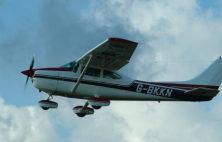 Ilustračný obrázok: Cessna
