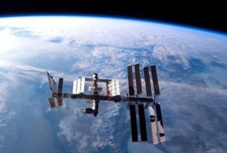 medzinarodna vesmirna stanica iss