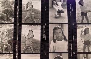 mila jovovich detská foto