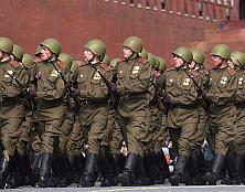 Ruská armáda, foto: pravda.ru