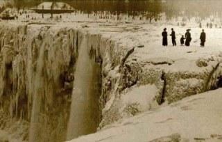 Niagarské vodopády 1911