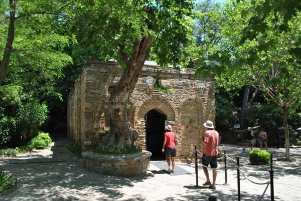 Panna Mária, Efes