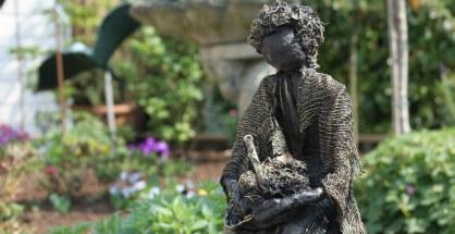 Paverpol a vlastné umenie v záhrade aj doma