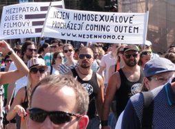 Pedofil Prague Pride 2013