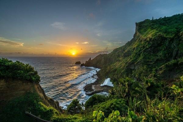 Pitcairnove ostrovy