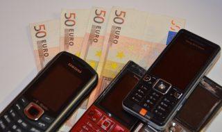 Platba za mobilné služby a faktúra