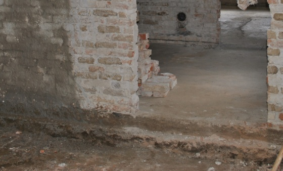 Podlaha do starého domu