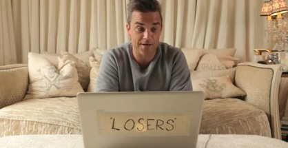 Robbie Williams a Losers