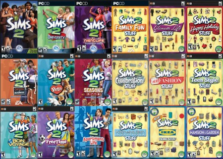 The Sims 2, wikipedia